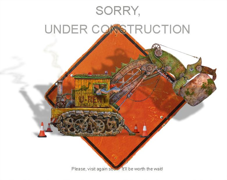 Jim Harris Fantasy Art and Children's Illustration | Under Construction
