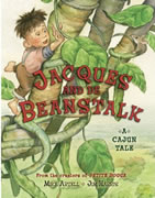 Here's another Cajun version of a classic fairytale by writer Mike Artell—this time it's Jack and the Beanstalk who turn up down on the Louisiana bayou!  Detailed watercolor illustrations by artist Jim Harris.