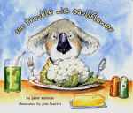 Jim Harris talks about his illustrations in The Trouble with Cauliflower – info for students about how to use texture to achieve variety in children's book illustrations.