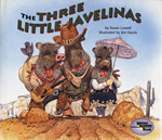 Jim Harris gives tips for students from The Three Little Javelinas – about the jokes illustrators play with their readers.  Things writers need to know about illustrators!