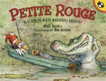 Tips from writer and illustrator Jim Harris about the children's book Petite Rouge – Read a story by Jim about going on location for creating children's picture books.