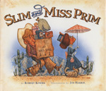 Tips from writer and illustrator Jim Harris about Slim and Miss Prim – and the process of using parody in a children's book.  Advice for young writers about spelling woes, too!