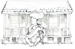 cajun coloring pages - photo#34